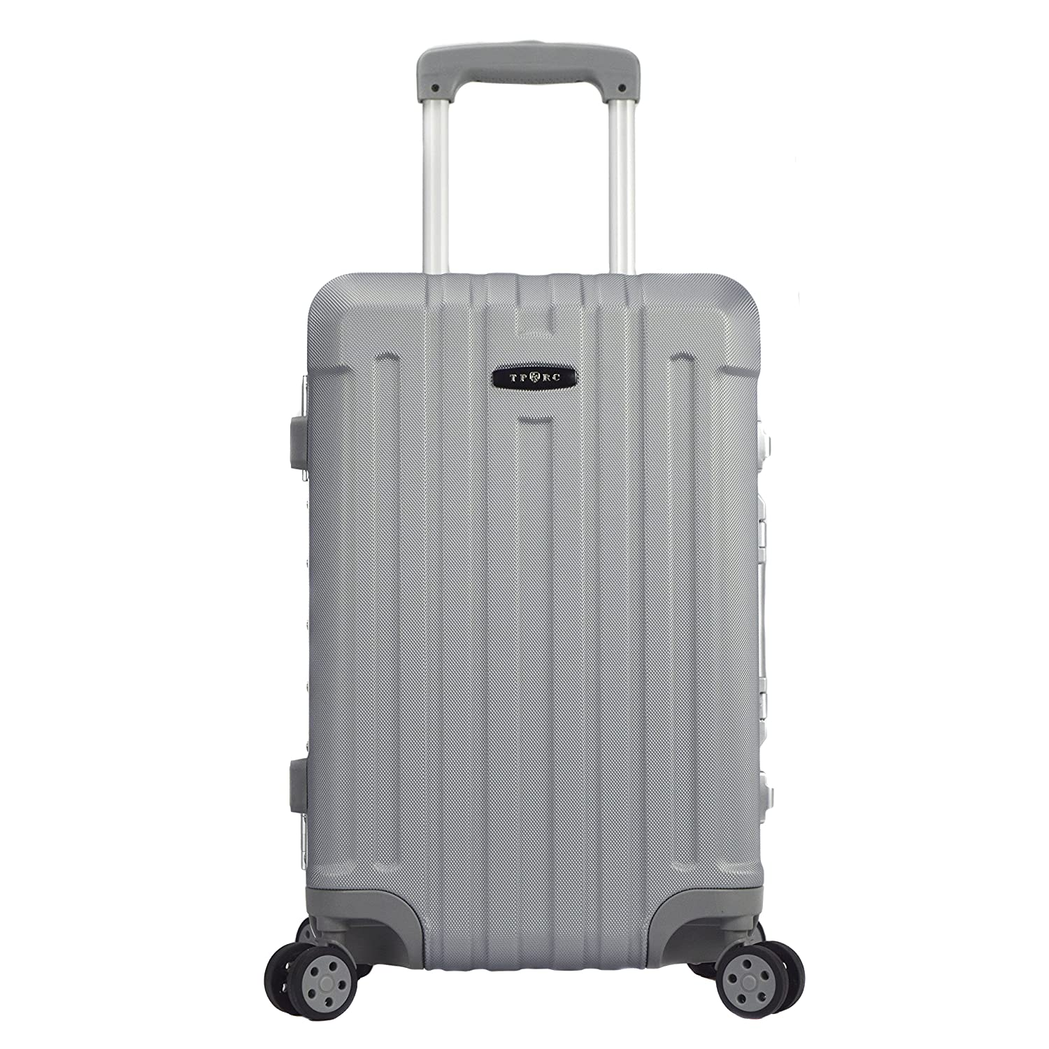 TPRC 20 Seattle Collection Hardside Carry-On Luggage Travelers Club Luggage PR-33620-010