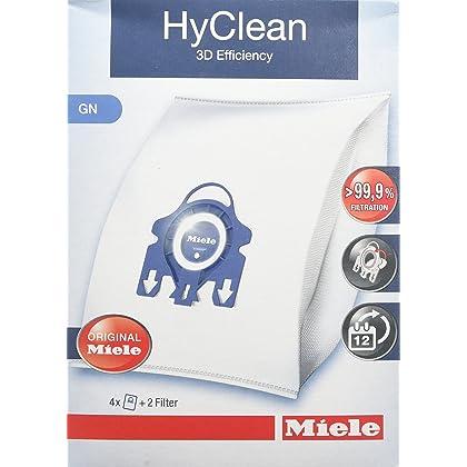 miele type gn 3d efficiency hyclean dust bag amazon. Black Bedroom Furniture Sets. Home Design Ideas