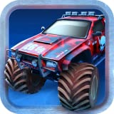 Monster Wheels 3D _ 4x4 Off Road Rally Racer Drift