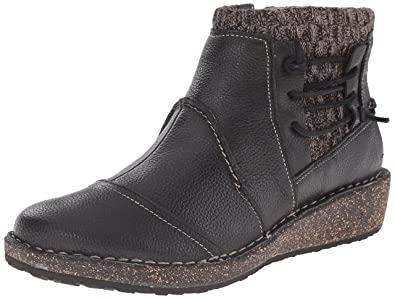 099f8b085b56 Aetrex Tessa Sweater Ankle Boot - Black