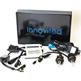Innovited AC 55W BI-XENON HI/LOW DUAL BEAM HID Kit - 9004 9007 30000K Deep blue - 2 Year Warranty