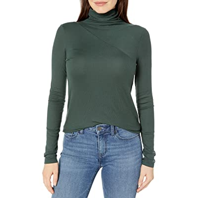 AG Adriano Goldschmied Women's Chels Turtleneck: Clothing