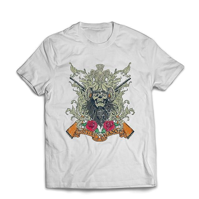 lepni.me Camisetas Hombre Ropa de Temporada de Caza - Caza de venado o Pato, : Amazon.es: Ropa y accesorios