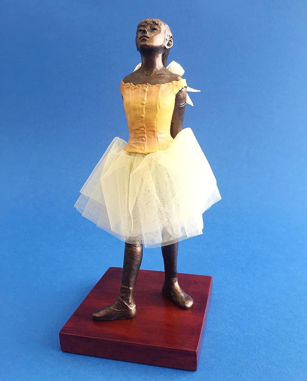 Petit Danseuse #05 Scultura La piccola Ballerina S - 21 cm dopo Edgar Degas