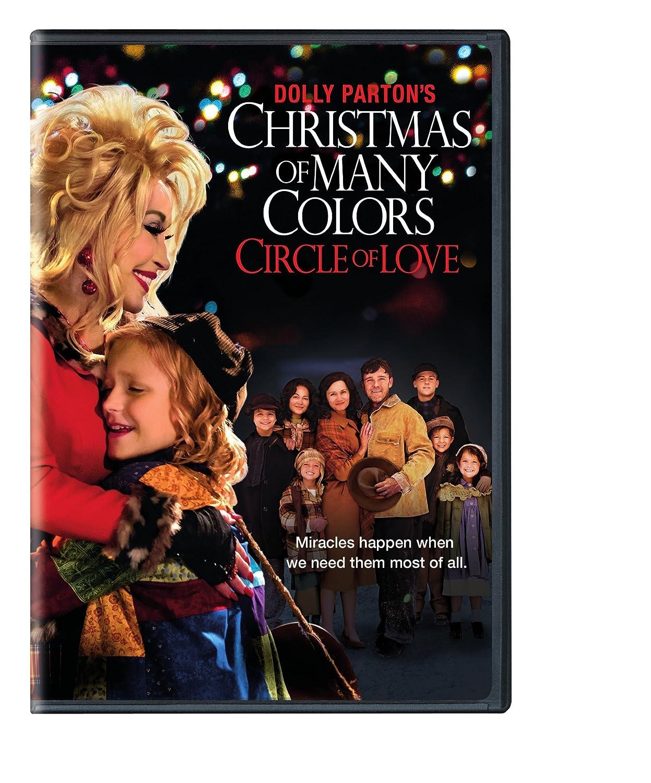 amazon com dolly parton u0027s christmas of many colors circle of