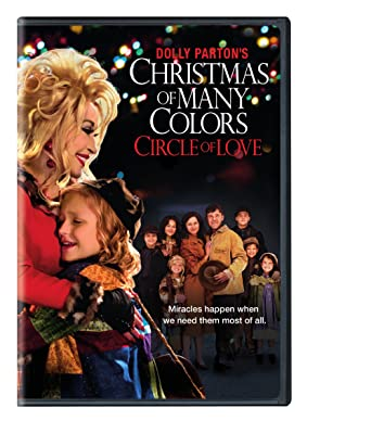 Amazon.com: Dolly Parton's Christmas of Many Colors: Circle of ...