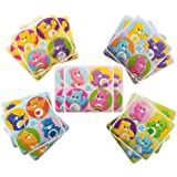 Care Bears Party Favors - 18 sheets 72 Count