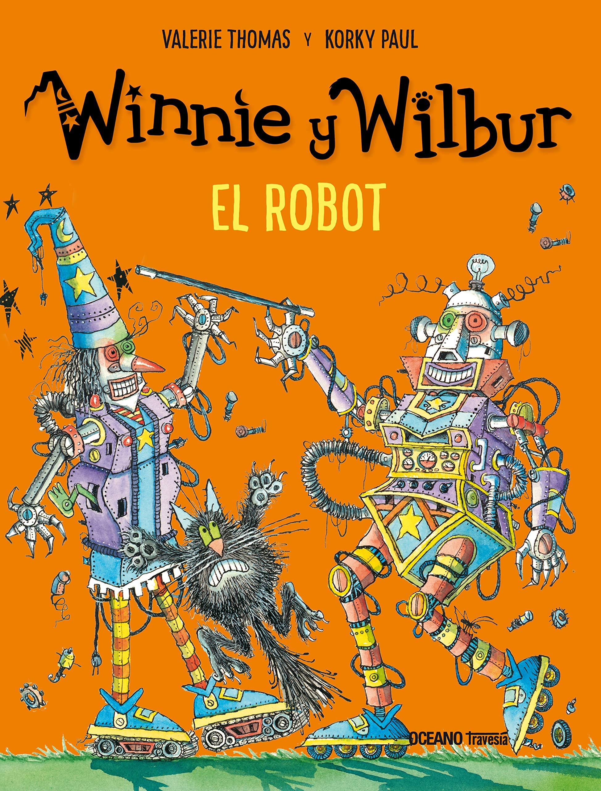 WINNIE Y WILBUR EL ROBOT: Korky/Thomas, Valerie Paul ...