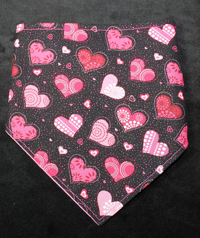 Pet Bandana Valentines Day