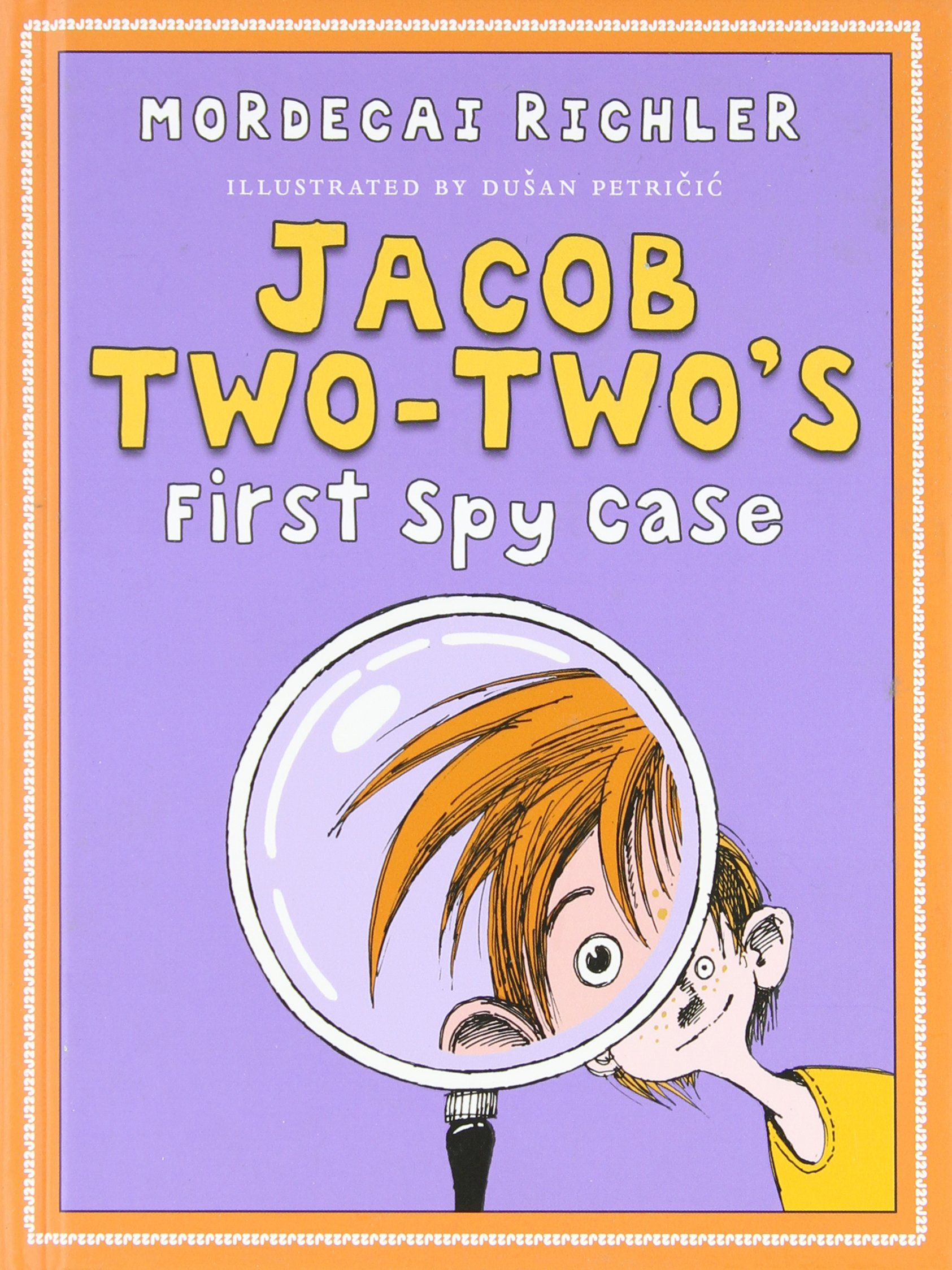 Download Jacob Two-Two's First Spy Case ebook