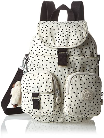 d770e727be2 Kipling Backpack - FIREFLY N Soft Dot: Amazon.in: Shoes & Handbags