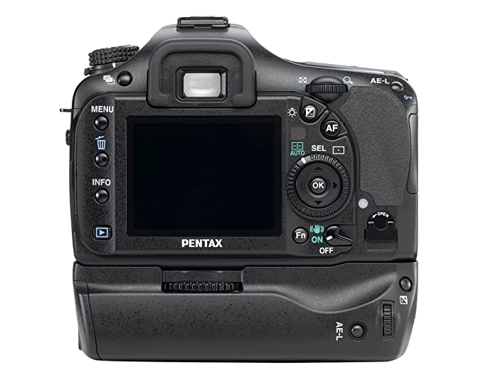 Amazon.com: Pentax K20D 14,6 MP cámara réflex digital con ...