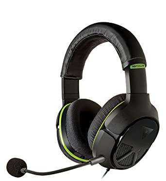 Turtle Beach - Headset Ear Force Xo Four Para Gaming (Xbox One)