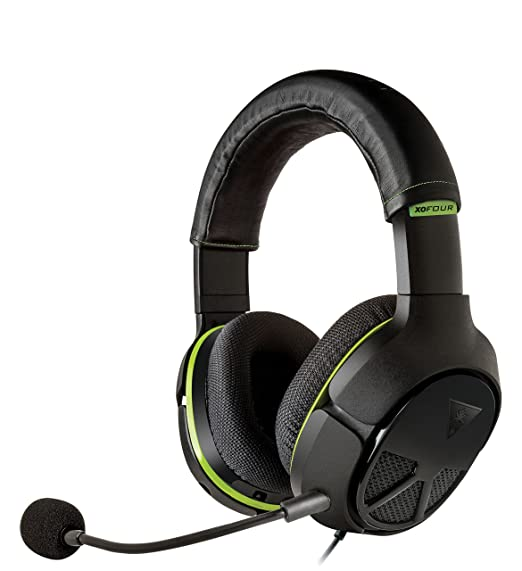 37 opinioni per Turtle Beach TBS-2220-02 Cuffie Gaming, Nero