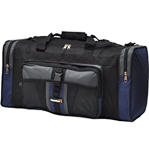 4034ef7e2d 24″ foolsGold¨ Sports Gym School Holdall Weekend overnight Travel Work Bag