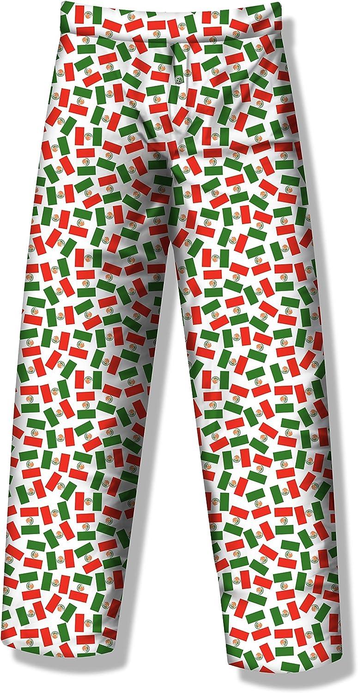 Fun Boxers Mens Beer & More Beer Fun Prints Pajama & Lounge Pants