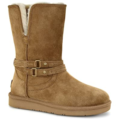 Womens Boots UGG Palisade Chestnut Suede