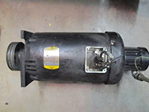 Baldor 37E708X173 15 HP 3 Phase Spindle Motor