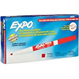 Amazon Price History for:EXPO 86002 Sanford EXPO Low Odor Dry Erase Marker, Fine Point, Red, Box of 12