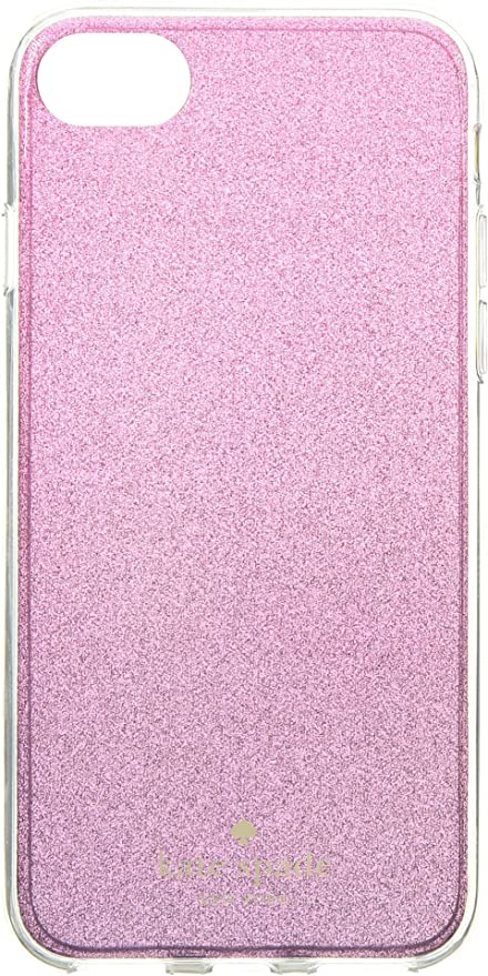 Image Unavailable. Image not available for. Color  Kate Spade York Women s  Glitter Ombre Phone Case for iPhone 8 ... a7ed069180