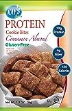 Kay's Naturals Gluten-Free Protein Cookie Bites, Cinnamon Almond, 1.2 oz (Pack of 6)