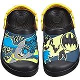 Crocs Creative Batman Glow In The Dark, Unisex-Child Clogs