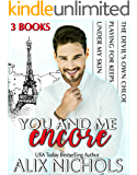 You and Me, Encore - 3 second-chance romances
