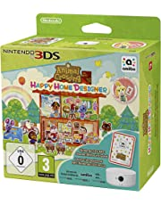 Animal Crossing: Happy Home Designer + 1 Tarjeta amiibo + Lector/Escritor NFC