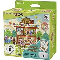 Animal Crossing: Happy Home Designer + 1 Tarjeta