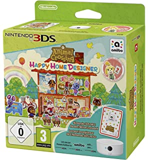 Animal Crossing: Happy Home Designer amiibo Cards Pack: Amazon.co ...