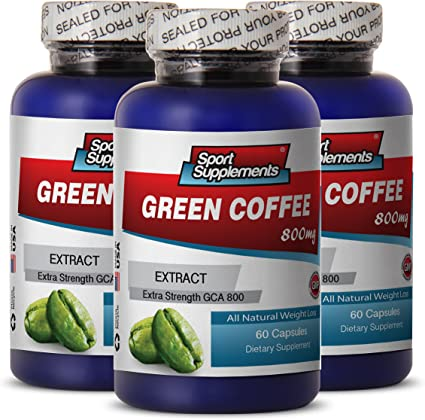 Amazon Com Green Coffee Bean Extract Green Coffee Extract 800mg