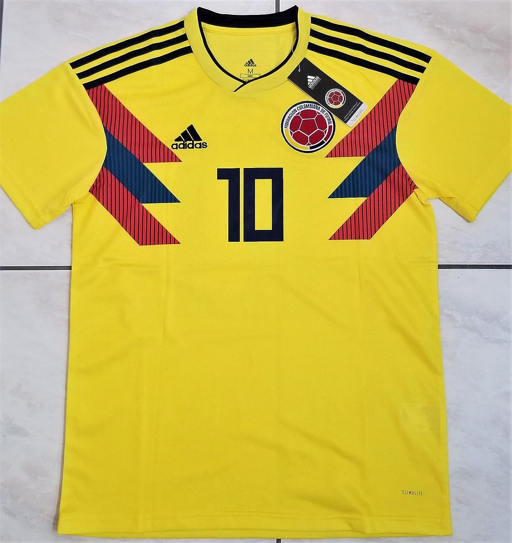 2018 World Cup jersey SHIRT メンズ B07BRLZFD6James M(170-175cm)