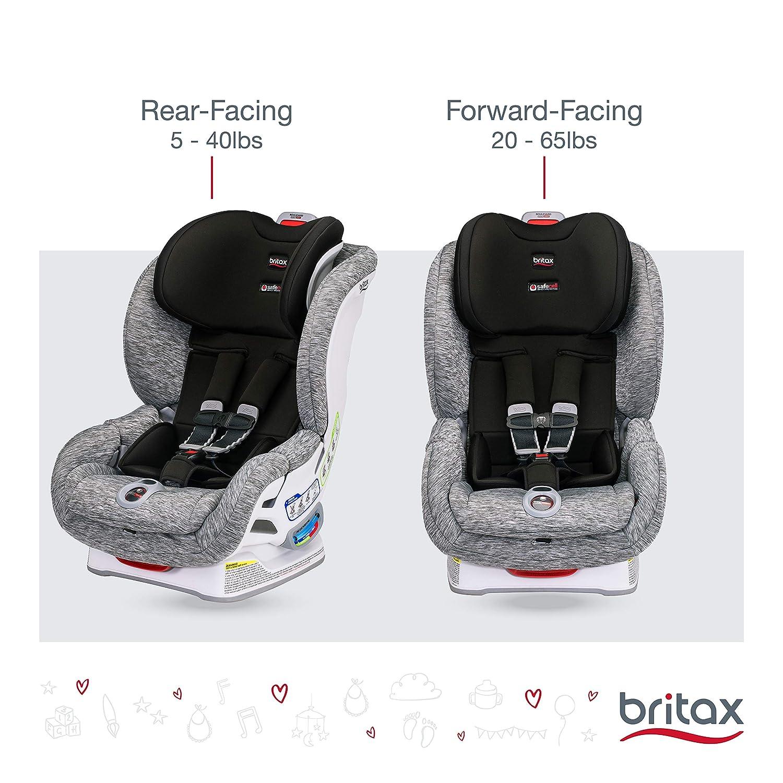 Amazon.com: Britax Boulevard ClickTight - Asiento ...