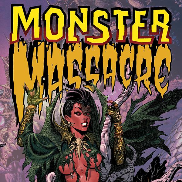 Monster Massacre (Issues) (2 Book Series) ()