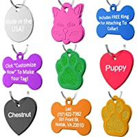 Amazon Best Sellers: Best Dog ID Tags
