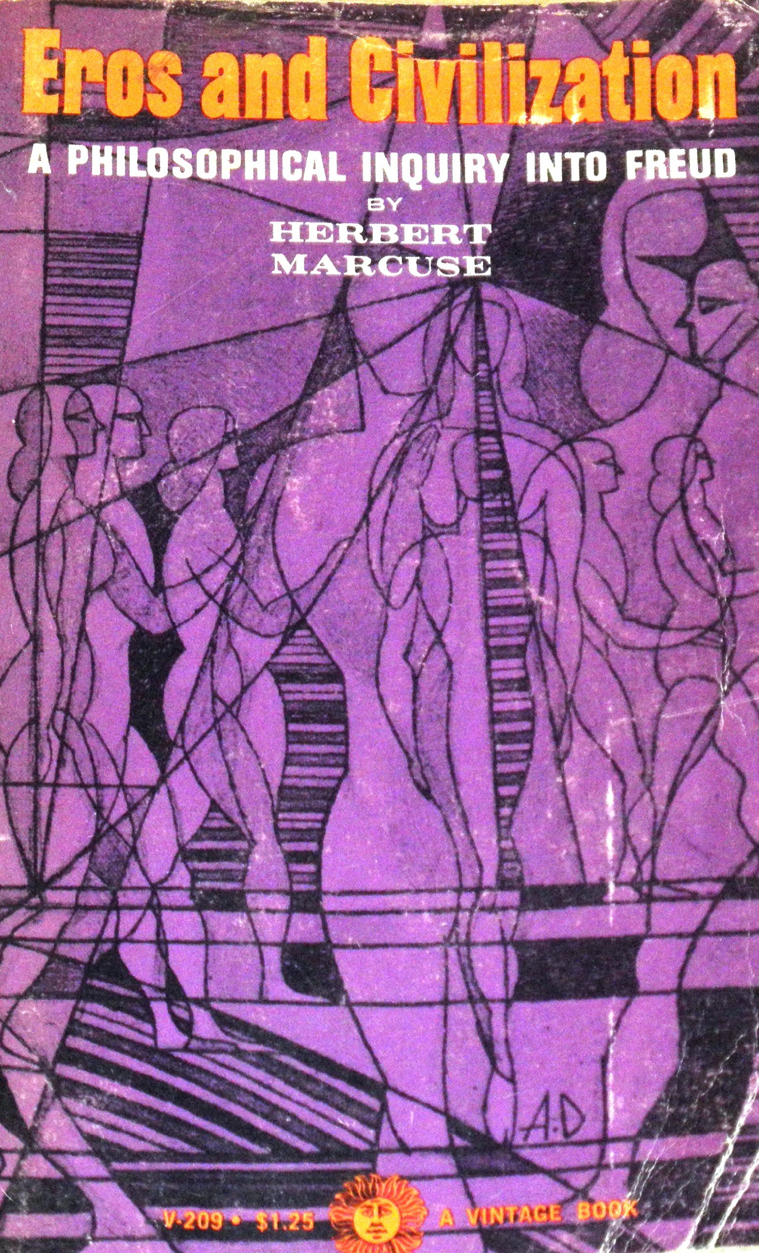 civilization and Marcuse eros
