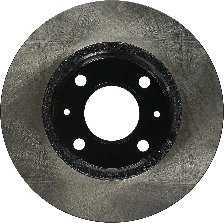 Disc Brake Rotor-C-TEK Standard Front Centric 121.47018