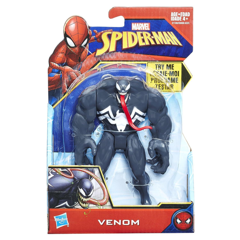 Spider-Man 6-inch Venom Figure Hasbro E1100