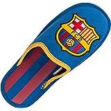 Chaussons Barça - Collection officielle FC BARCELONE - Taille enfant garçon