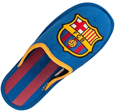 Pantoufles Barcelone Fan Junior vEs1Mtz