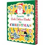 Favorite Little Golden Books for Christmas 5-Book Boxed Set: The Animals' Christmas Eve; The Christmas Story; The Little Chri