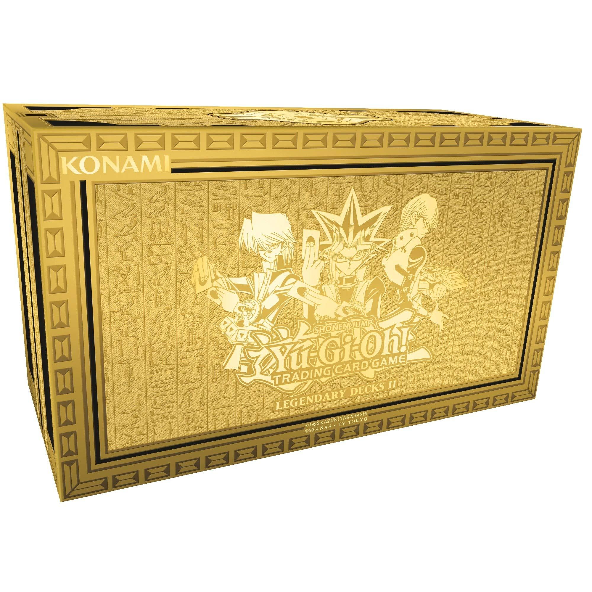 YU-GI-OH! YGO-LD2-EN Legendary Decks II Box Set