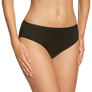 e2f55b4d34c HANRO Women's Smooth Touch Hi-Cut Brief 71538 at Amazon Women's Clothing  store: