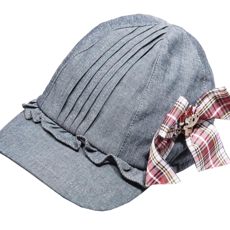 77032 cappellino baseball PAESAGGINO COTONE cappello bimba hat kids