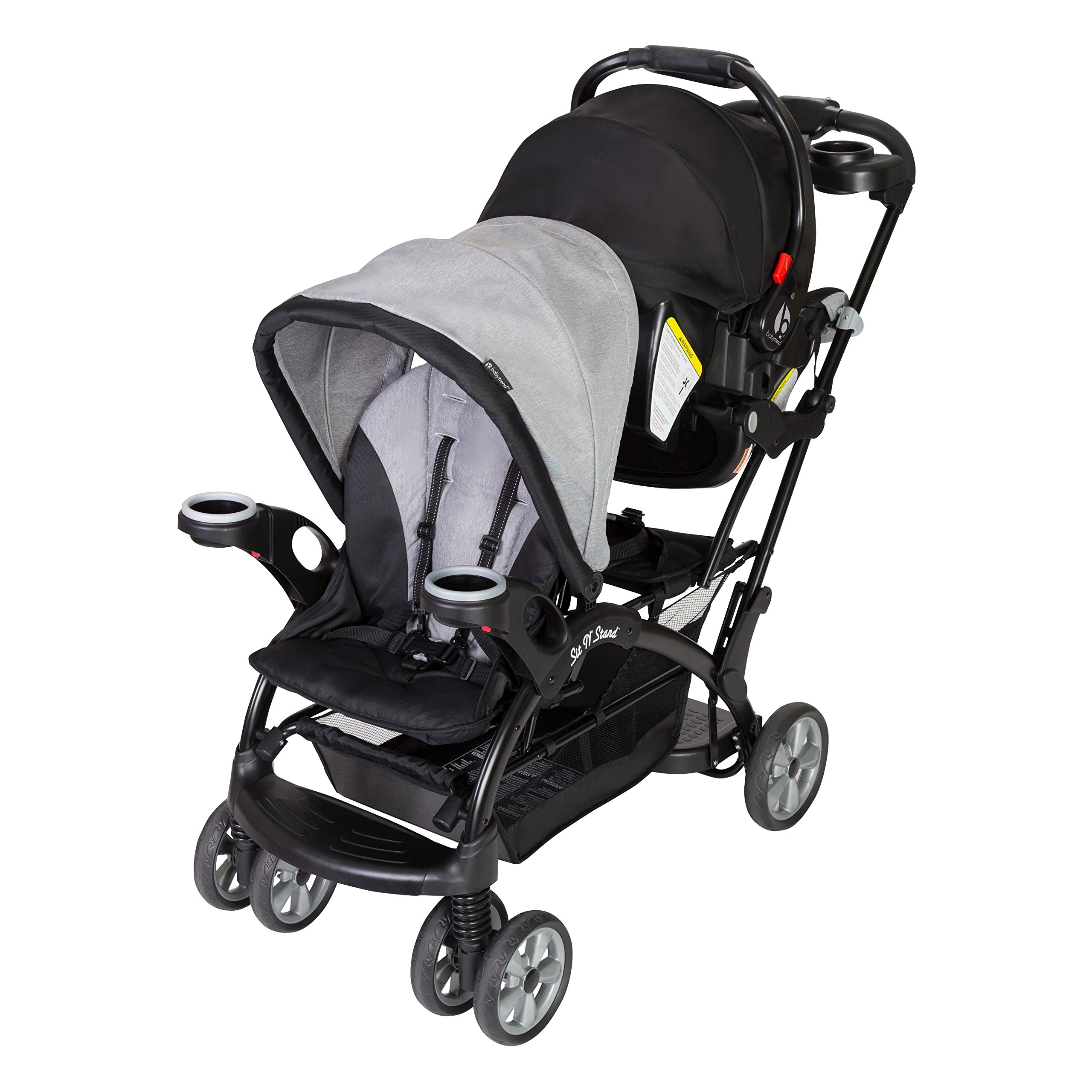Baby Trend Sit n Stand Ultra Stroller, Morning Mist by Baby Trend