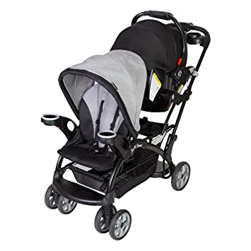 Baby Trend Sit N Stand Ultra Stroller Morning Mist