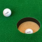 FORB Home Golf Putting Mat - Conquer The Green In Your Own Home! [Net World Sports]