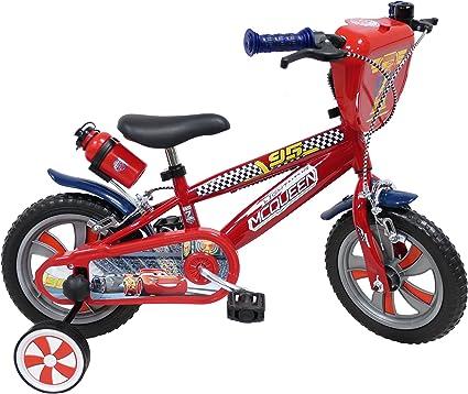 Amazon.com: Mondo Cars 25113.0 - Bicicleta (12