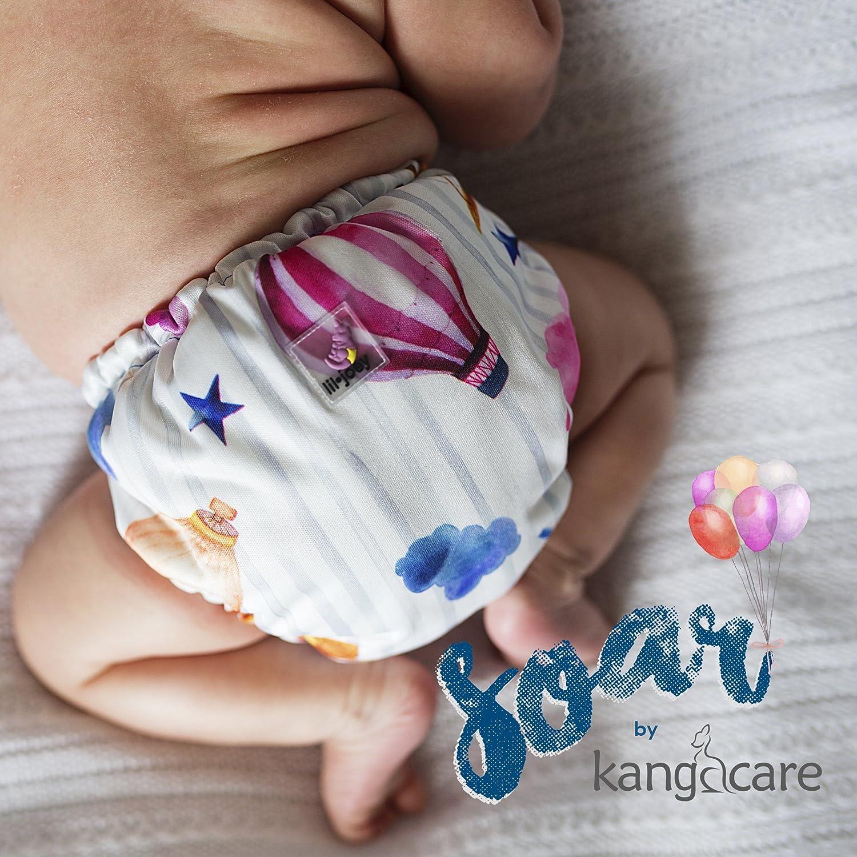 Rumparooz Snap Cover Newborn Dragons Fly//Poppy