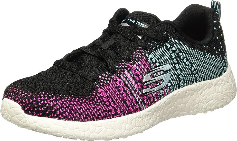 skechers sport women's burst fashion sneaker